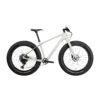 Bearclaw Balthazar white fat bike