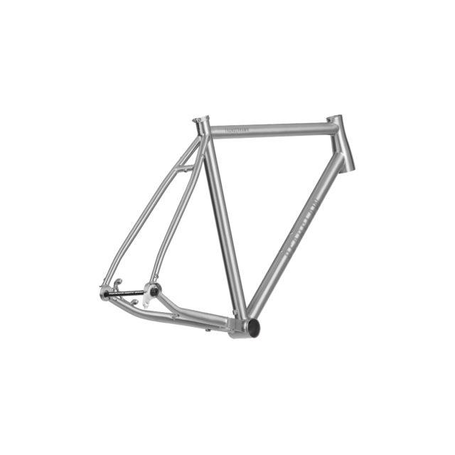 Thunderhawk Titanium Gravel Bike Frame