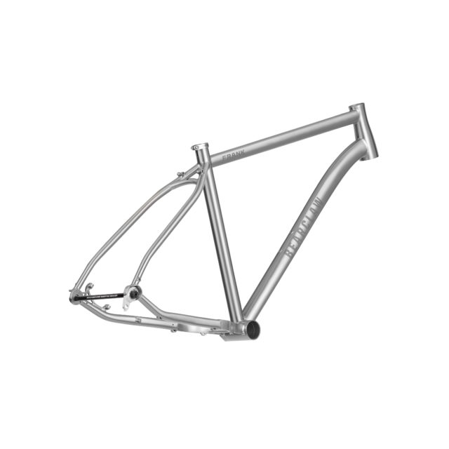 Frank Titanium Fat Bike Frame