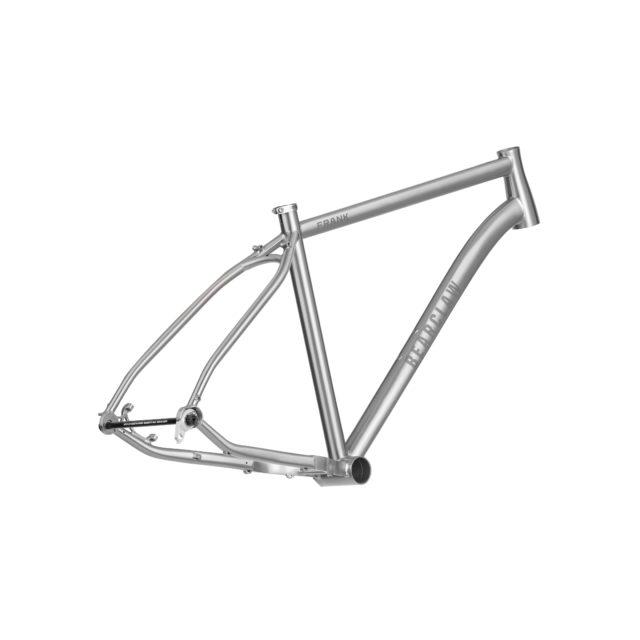Frank Titanium Fat Bike Frame