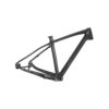 Balthazar Black Carbon Fat Bike Frame