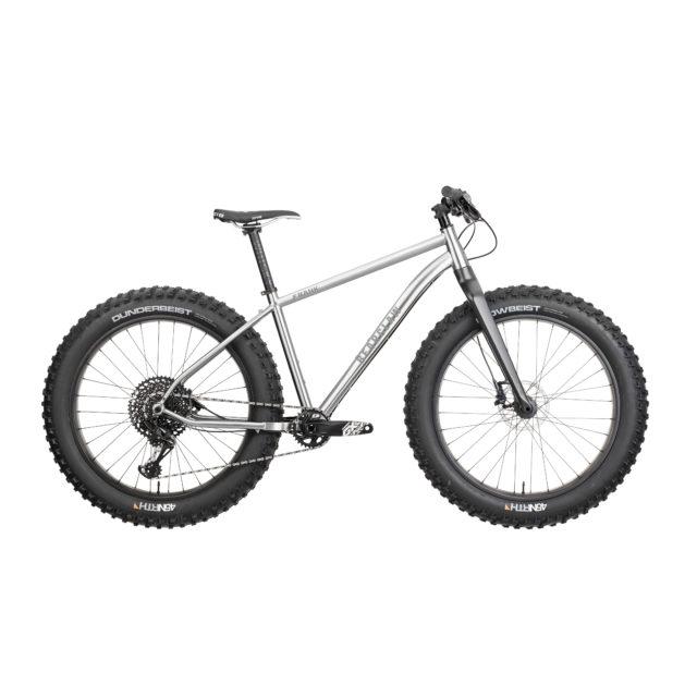 Frank Blitzen GX Titanium Fat Bike Fork