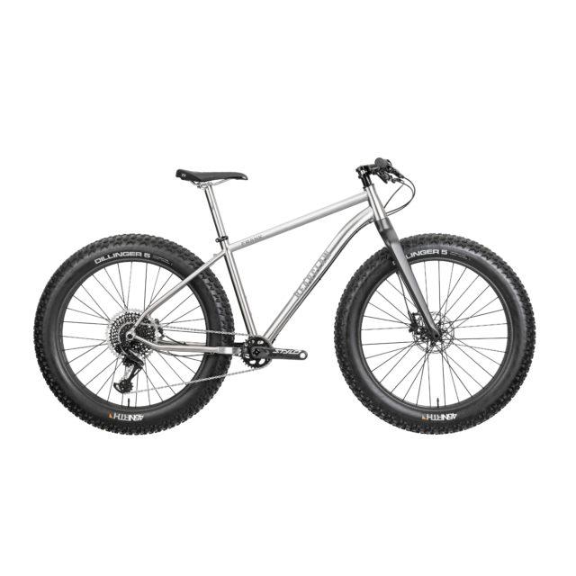 Frank Blitzen XO Titanium Fat Bike Fork